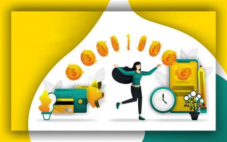 Olymp Trade में पैसे कैसे निकालें और जमा करें